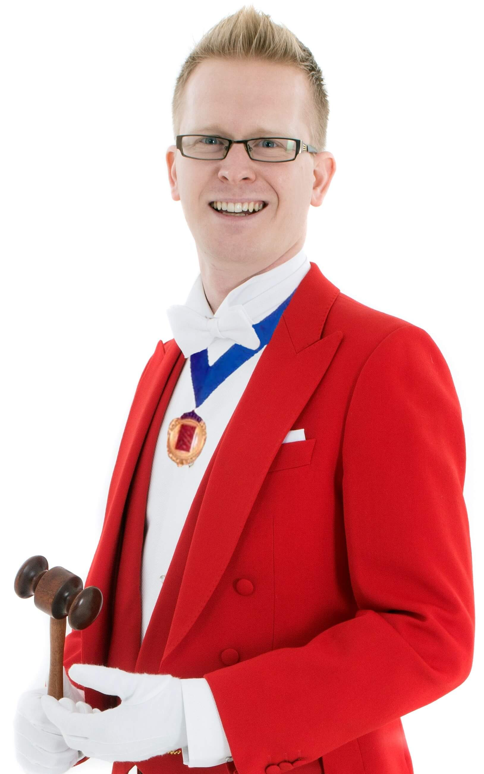 Professional Toastmaster and Master of Ceremonies East Sussex - Dan Hale
