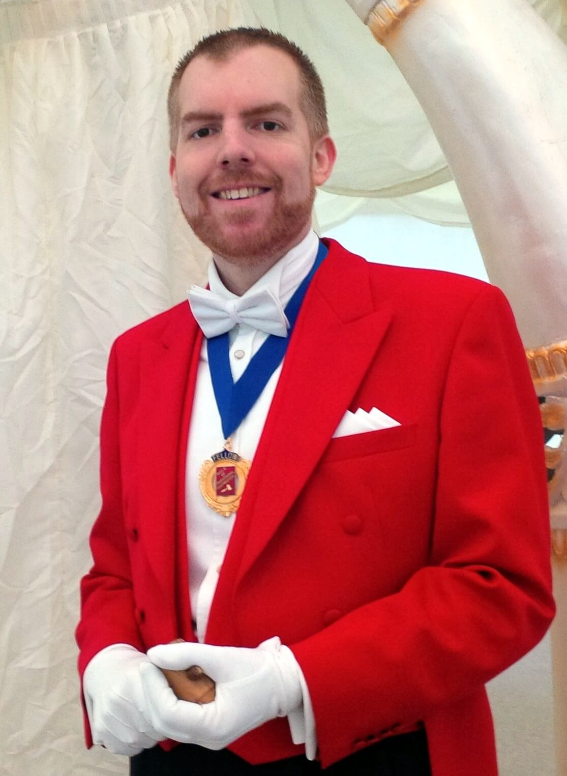 Professional Toastmaster and Master of Ceremonies Suffolk - Dan Heath