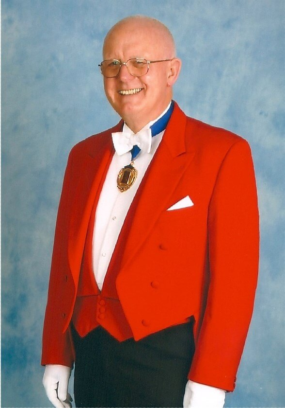 Professional Toastmaster and Master of Ceremonies Middlesex - David Pearson