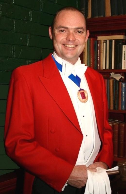Professional Toastmaster and Master of Ceremonies Cambridgeshire - Matt Biggin