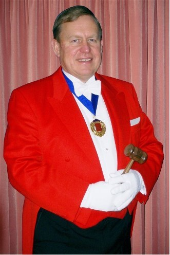 Professional Toastmaster and Master of Ceremonies Lincolnshire - Norman Brown