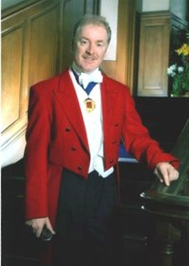 Professional Toastmaster and Master of Ceremonies Edinburgh - Philip Henderson