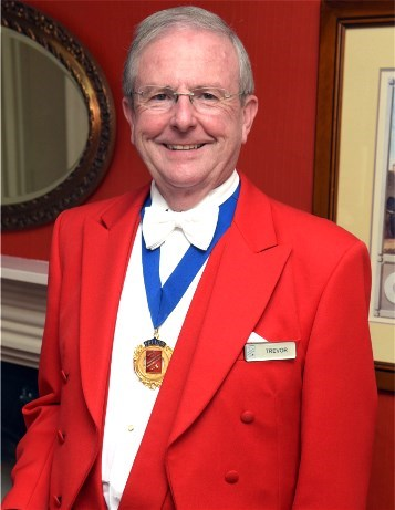 Professional Toastmaster and Master of Ceremonies Kent - Trevor Smith