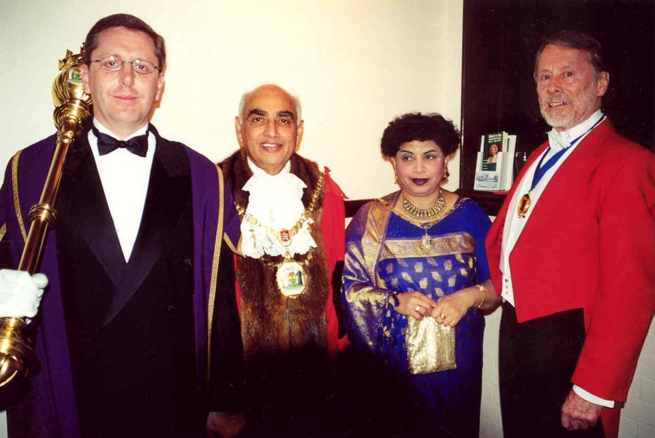 Toastmasters with the Mayor - Master of Ceremonies