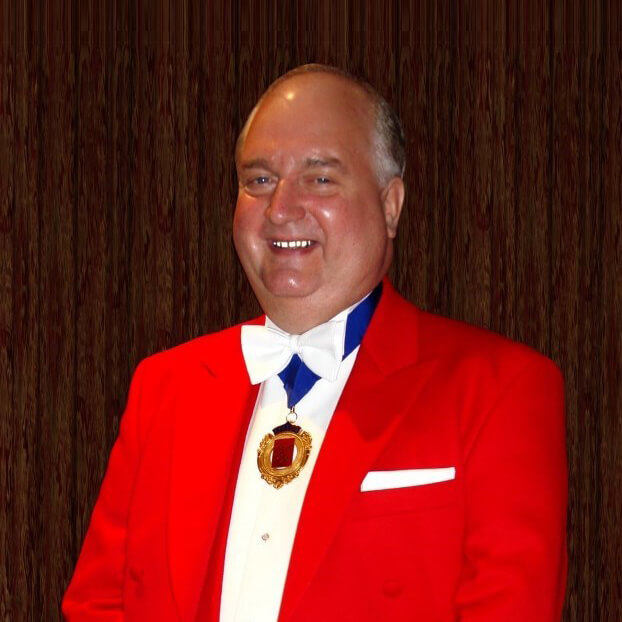 Professional Toastmaster and Master of Ceremonies London - Bob Grosse