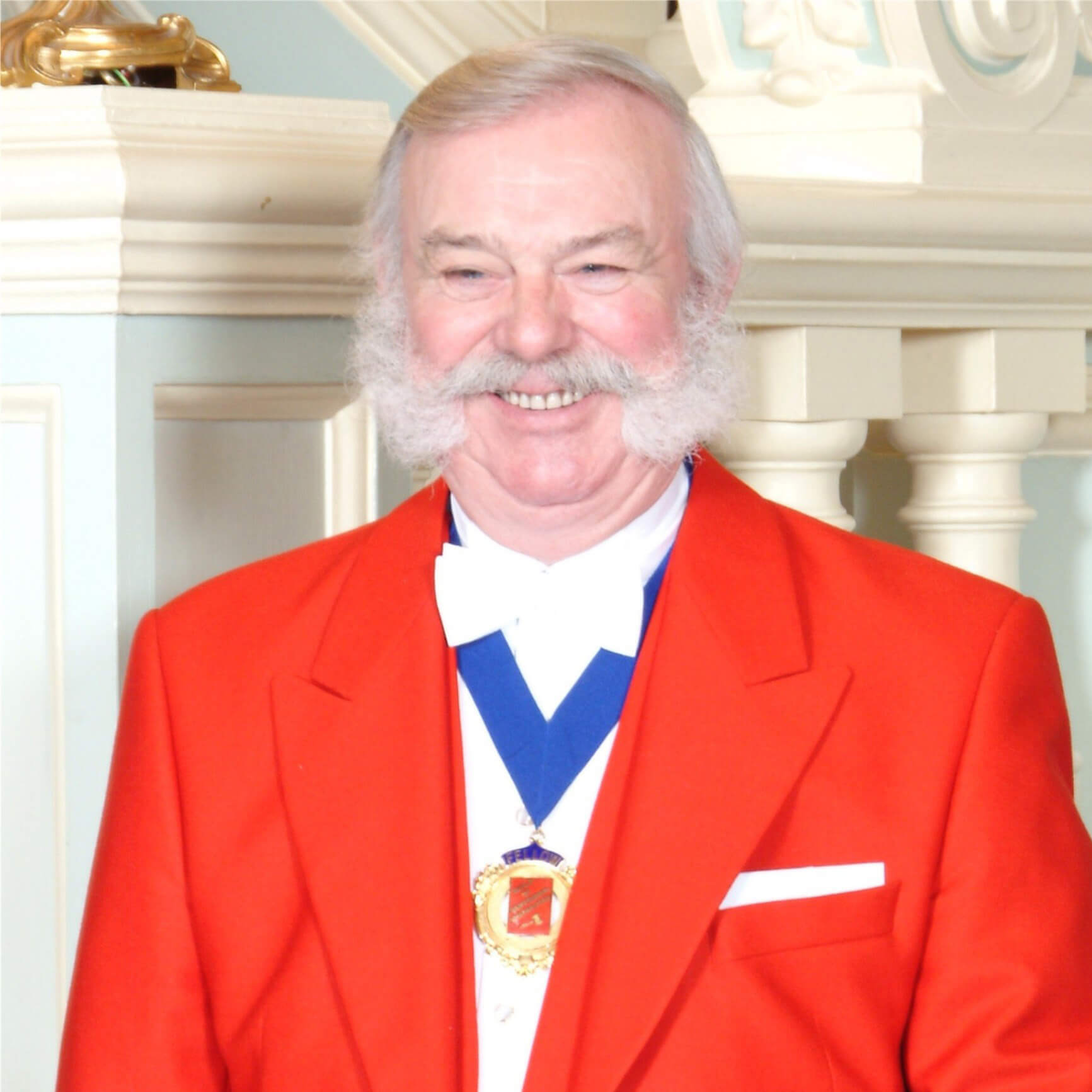 Professional Toastmaster and Master of Ceremonies Hertfordshire - Brian Sanders