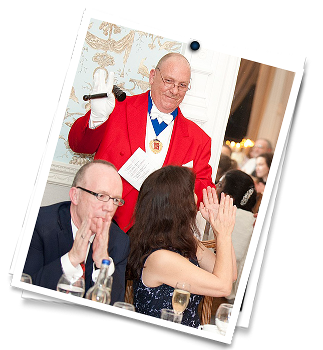 hertfordshire wedding toastmaster