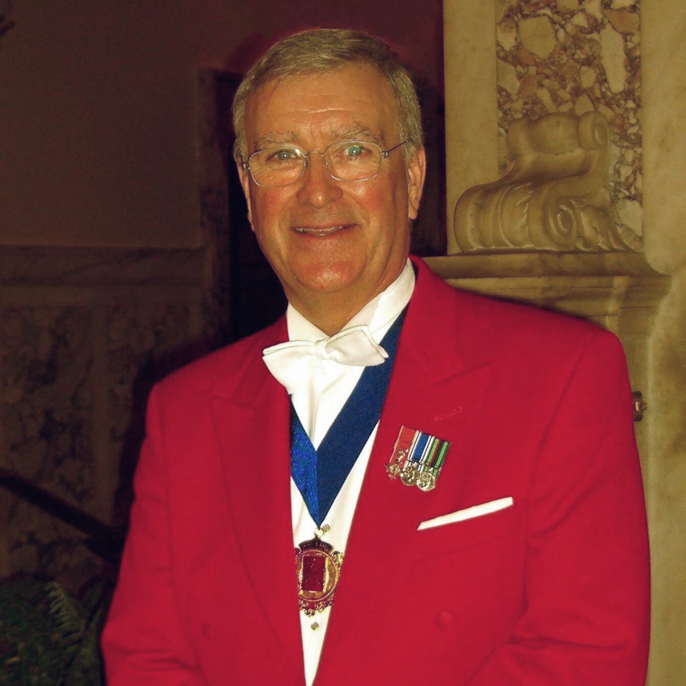 Professional Toastmaster and Master of Ceremonies Northern Ireland - Jack Adair