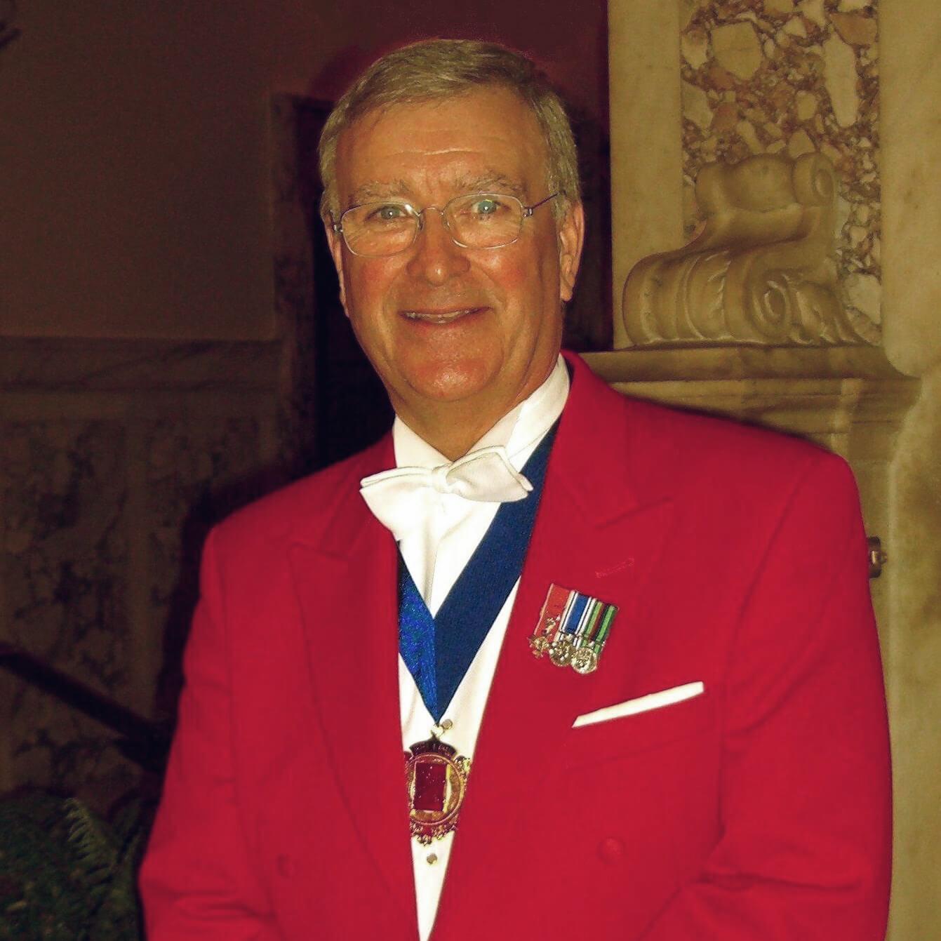 Professional Toastmaster and Master of Ceremonies Northern Ireland - Jack Adair
