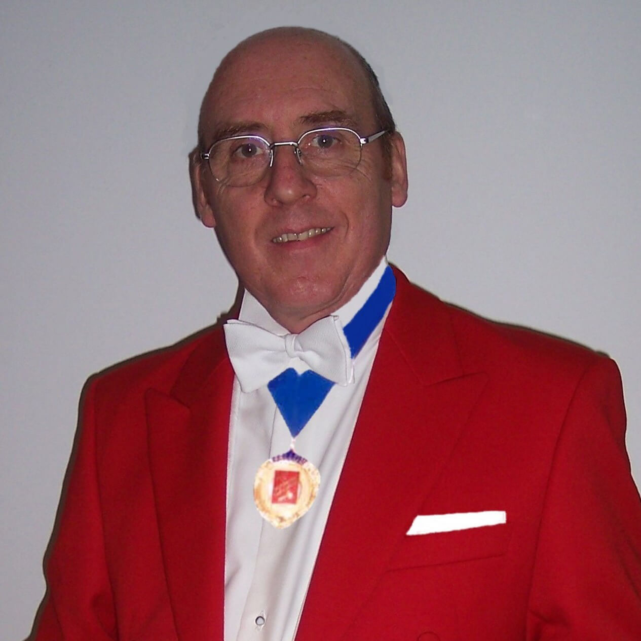 Professional Toastmaster and Master of Ceremonies Hertfordshire - Keith Reading