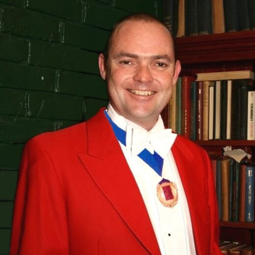 Professional Toastmaster and Master of Ceremonies Cambridgeshire - Matt Biggin
