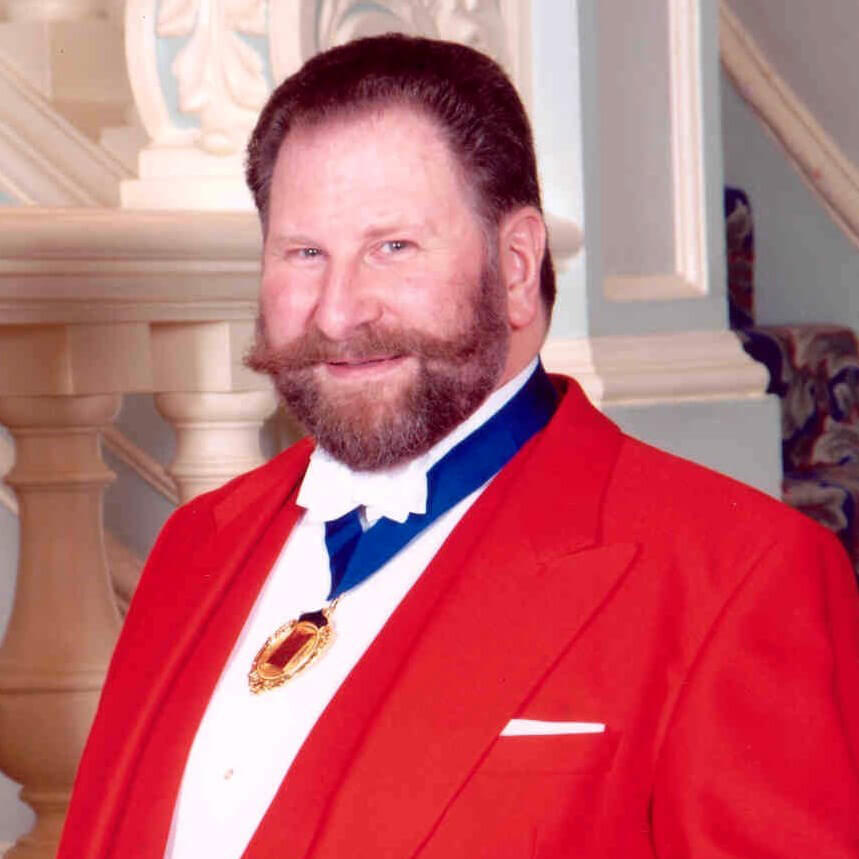 Professional Toastmaster and Master of Ceremonies East Sussex - Paul Tredgett