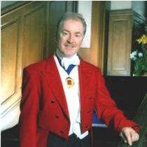 Professional Toastmaster and Master of Ceremonies Edinburgh - Philip Henderson