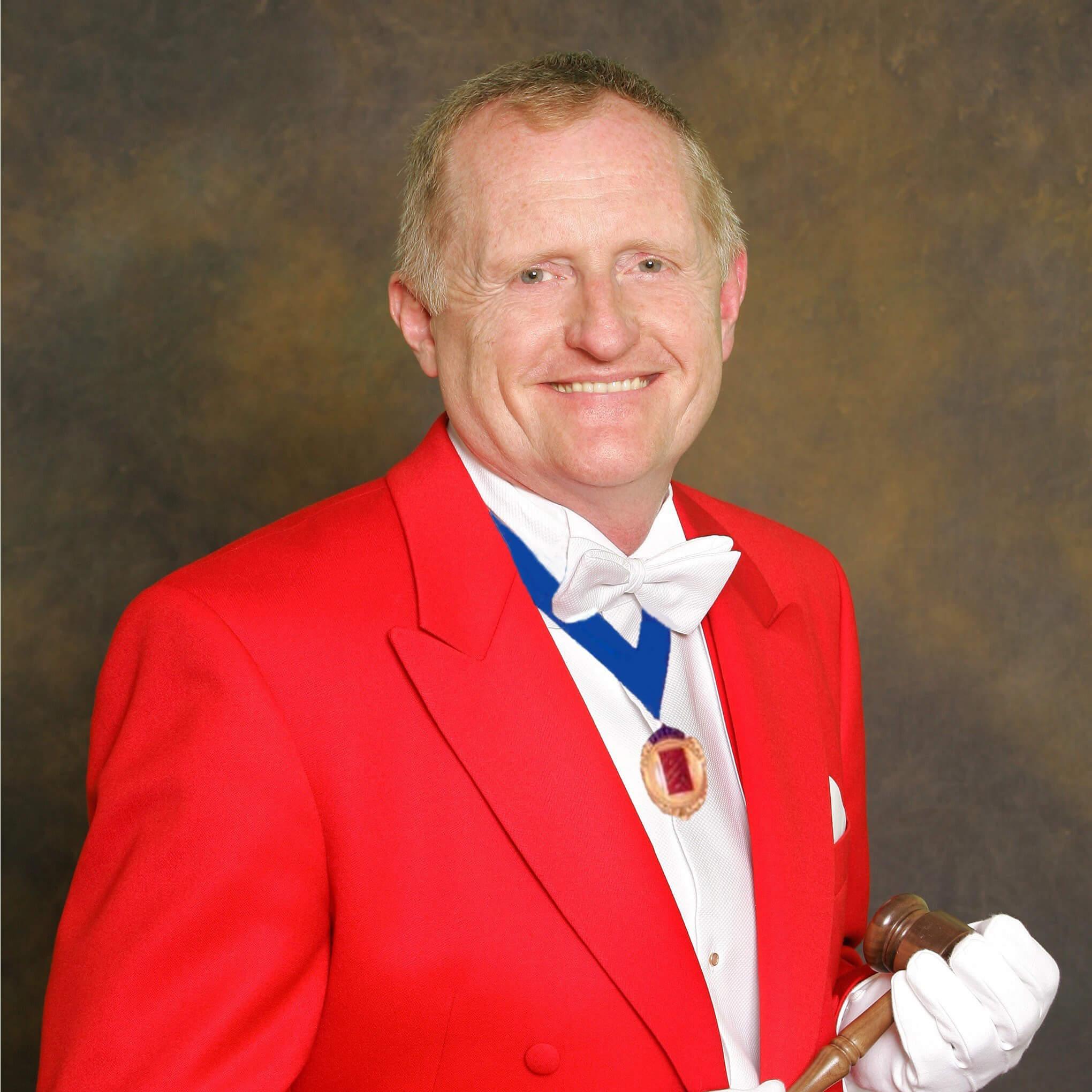 Professional Toastmaster and Master of Ceremonies Essex - Richard Cawte