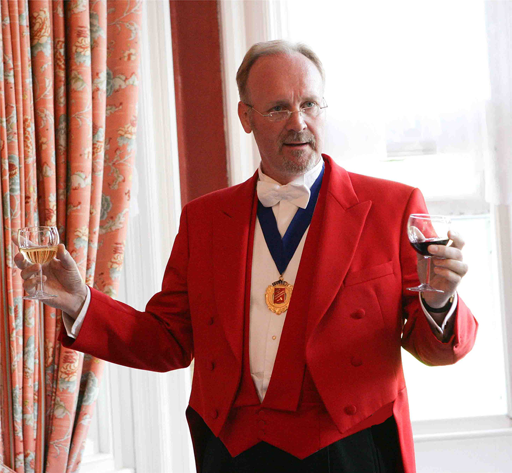 wedding toastmaster mc