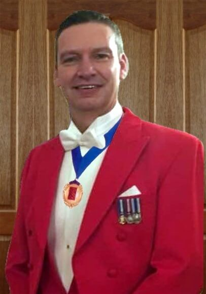 Professional Toastmaster and Master of Ceremonies Middlesex - Craig Haslam