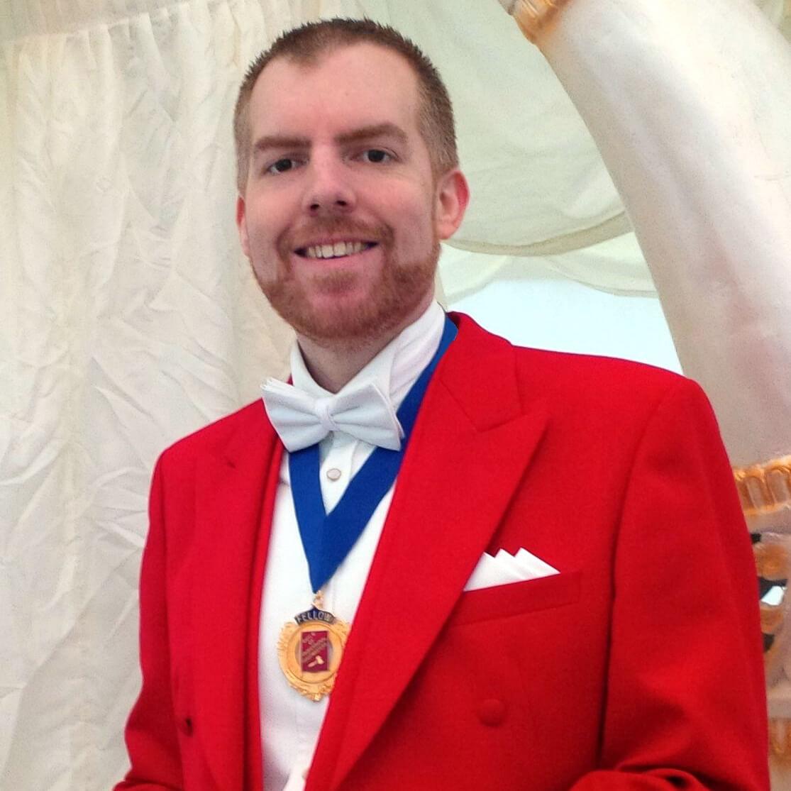 Professional Toastmaster and Master of Ceremonies Suffolk - Dan Heath