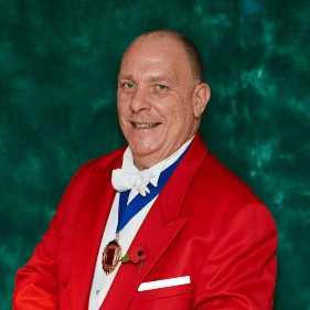 Professional Toastmaster and Master of Ceremonies Hertfordshire - Ian Ellis