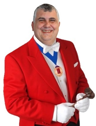 Professional Toastmaster and Master of Ceremonies East Sussex- Paul Goring