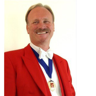 Professional Toastmaster and Master of Ceremonies Hampshire - Steve Mann