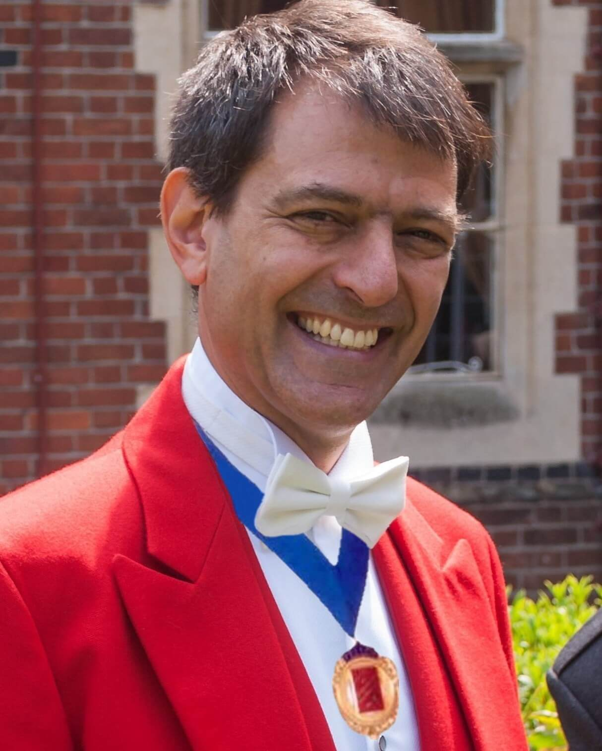 Professional Toastmaster and Master of Ceremonies Greater London - Tim Colmans