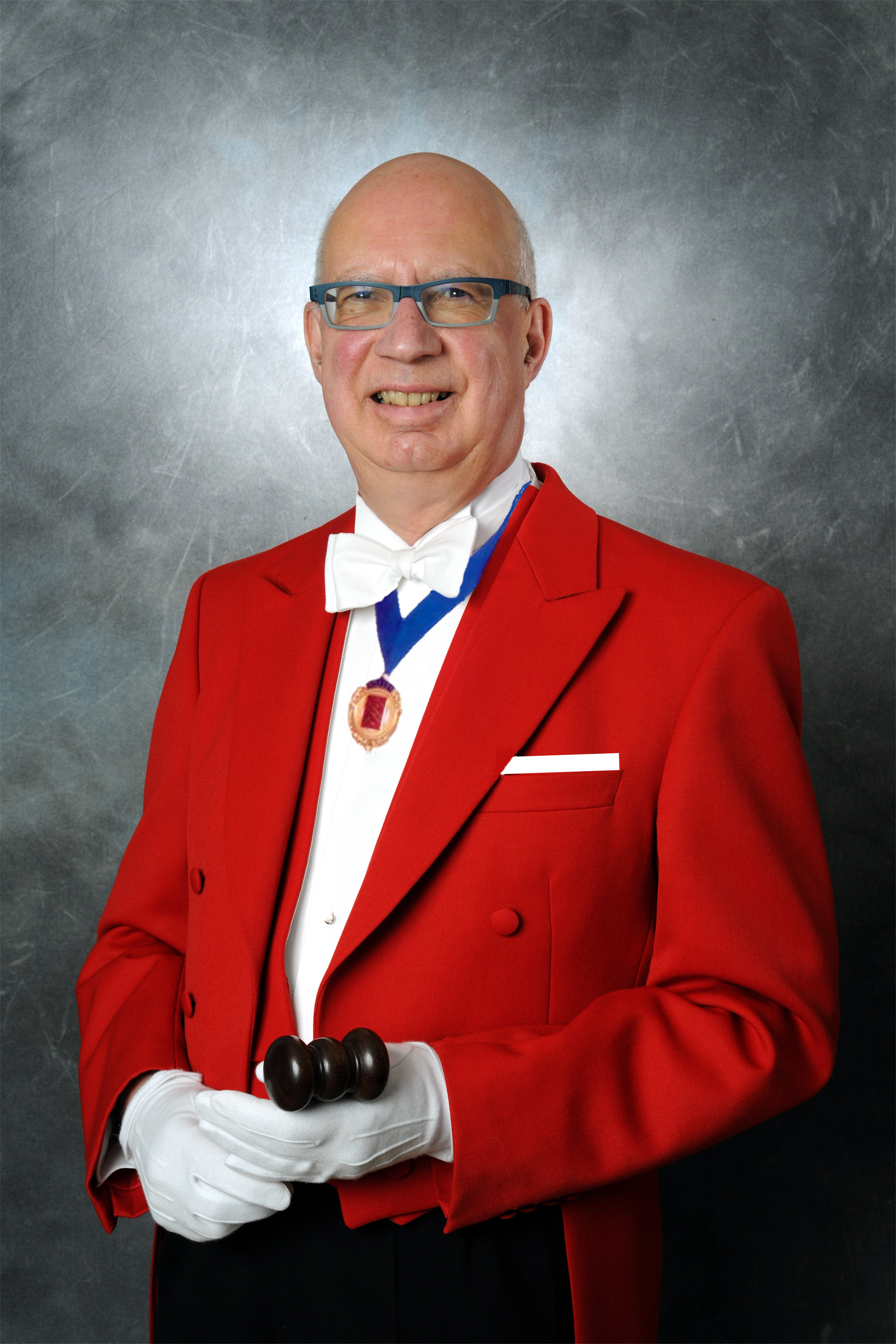 John Ashemele professional toastmaster London