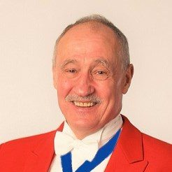 Professional wedding toastmaster Bedfordshire