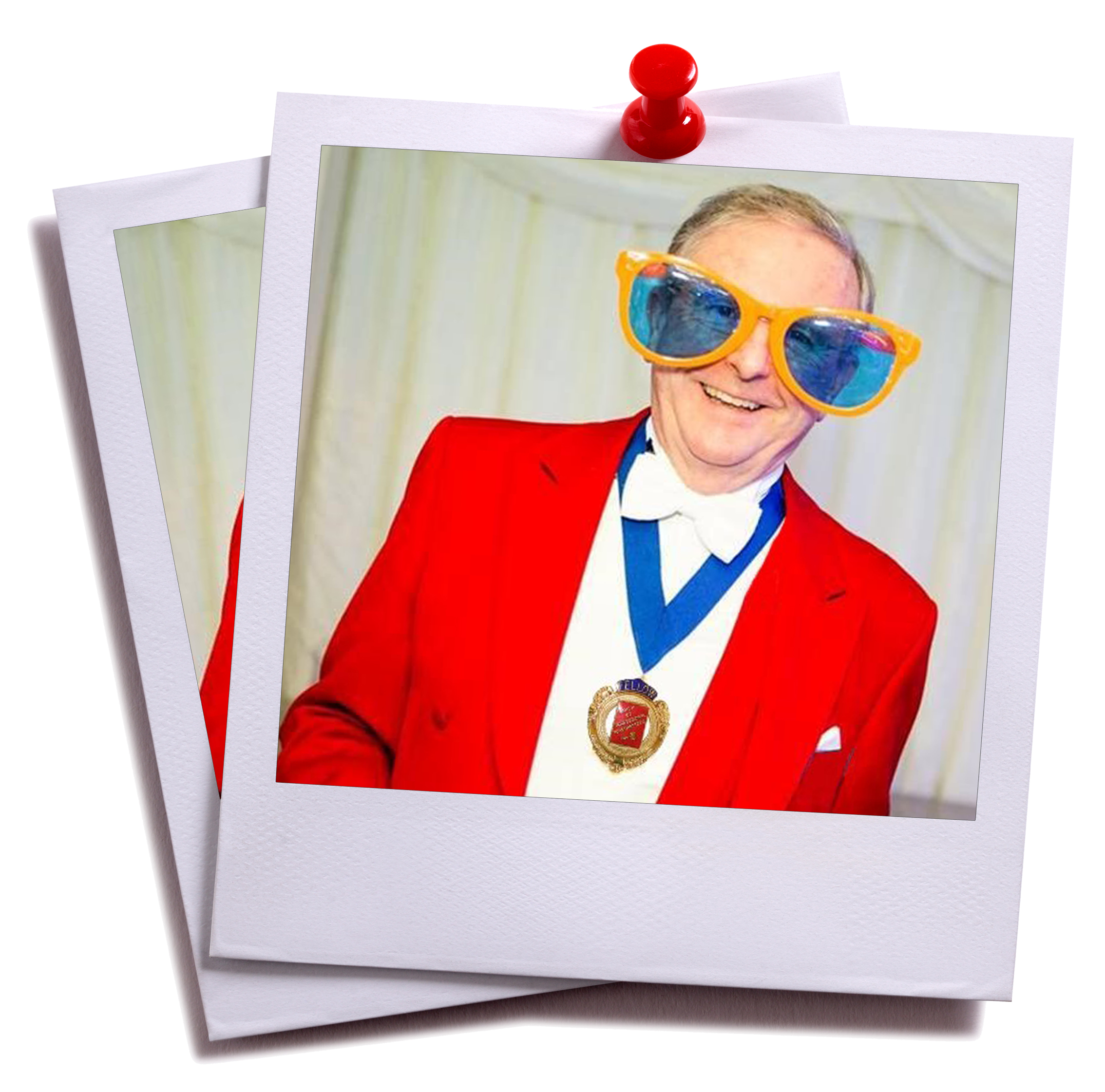 fun, professional toastmaster for weddings and civil ceremonies